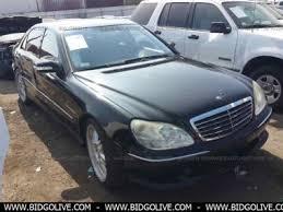 2003 mercedes s500 used 2003 mercedes s500 sedan 4 door car from iaa auto
