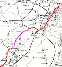 map of lakewood new jersey map 1 i 95 corridor shifts 1954 1982