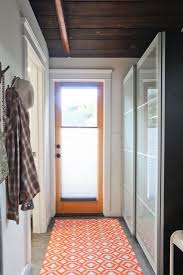 rehab diary from garage to tiny cottage in la on a budget la garage cottage remodel entry closet gardenista