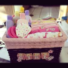 baby shower basket ideas baby shower gift ideas to make by girl best gifts on trends