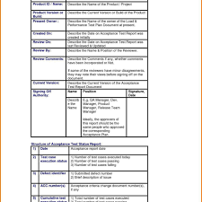 it issue report template software testing report format in excel and software testing