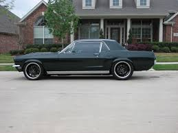 67 mustang suspension help what is the best handling front suspension for a 67