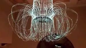 Custom Lighting Armonia Led Fiber Optic Chandelier Madlab U0027s Latest Custom