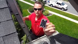 Wrap On Roof And Gutter Cable by How To Install Heat Tape Roof Clips With No Roof Youtube