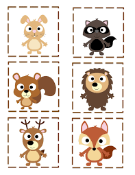 preschool printables free forest friends printable printables