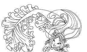 coloring pages pixie coloring pages mycoloring free printable
