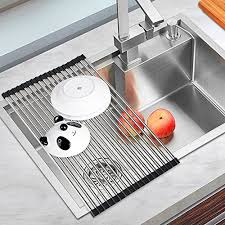 The  Best Dish Drying Racks Ideas On Pinterest Traditional - Kitchen sink drying rack
