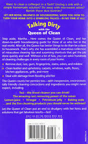 talking dirty with the queen of clean linda cobb 9780743418300