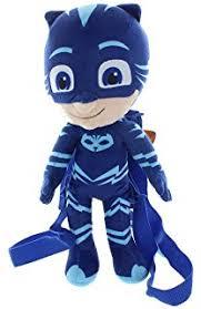 amazon pj masks owelete plush backpack toys u0026 games