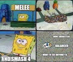 Smash Bros Memes - sadly true imgflip