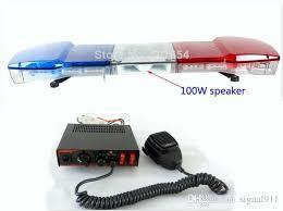 led emergency light bars cheap dc12v 120cm 64w led car warning lightbar police emergency light bar