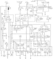 toyota t100 wiring diagram toyota wiring diagrams instruction