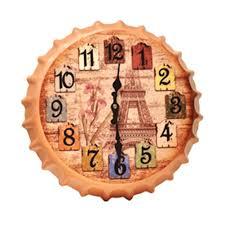 Silent Wall Clock Decomates Non Ticking Silent Wall Clock Retro