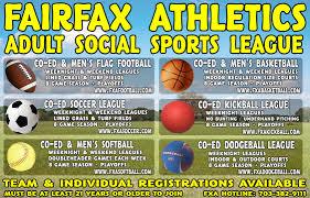 Fxa Flag Football Fairfax County Ed