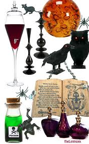 Witch Home Decor Witch Themed Halloween Party Thelennoxx