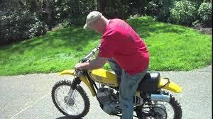 restored vintage motocross bikes for sale yamaha 1973 mx360 vintage mx for sale youtube