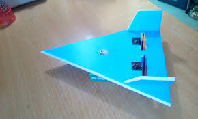 tutorial diy how to make airplane vesion paper plane vs f22