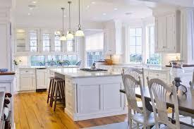 kitchen white kitchen wood floors black and white kitchen wood