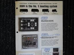 hwh leveling system irv2 forums