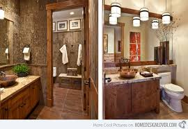 country home bathroom ideas 15 bathroom designs of rustic elegance home design lover
