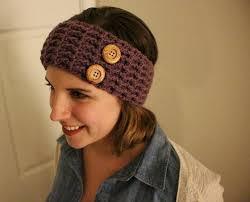 crochet ear warmer headband waffle stitch crochet ear warmer allfreecrochet