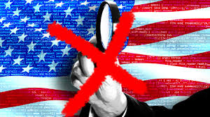 American Flag Specs Nsa Halts Controversial Surveillance Tactic Of Collecting American