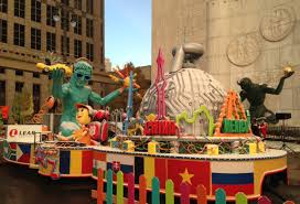 dates for american thanksgiving 2014 new spirit of detroit float to lead thanksgiving parade down