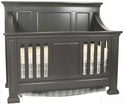 Grey Convertible Cribs Bedroom Beautiful Space For Your Baby With Convertible Crib