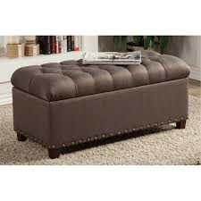 Kohls Ottoman Nailhead Storage Ottoman Wallpaper Photos Hd Eekenners