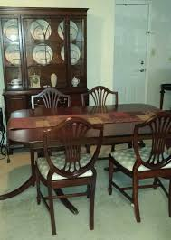 extraordinary thomasville dining room set for sale pictures best