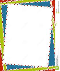 retro christmas border frame stock photography image 3567882