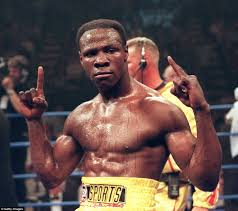 chris eubank i was not a doting father the only way to build a