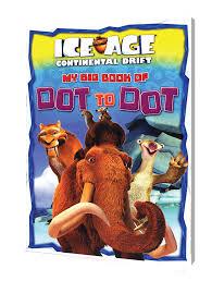 learning fun ice age continental drift big book dot dot