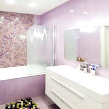 Purple Bathroom Curtains Gray And Purple Bathroom Stylish Shower Curtains With Purple