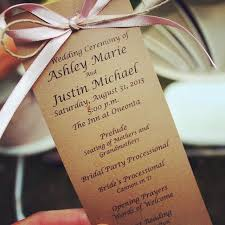 cardstock for wedding programs cheap wedding programs 30 wedding weddings