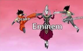Eminem Drake Meme - drake vs eminem summed up funny dank memes gag