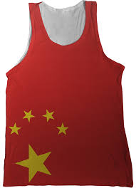 Chinese Flag Stars Meaning People U0027s Republic Of China Flag Tank Top Nation Tanks