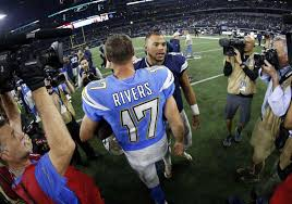 rivers chargers beat fading cowboys 28 6 on thanksgiving newstimes