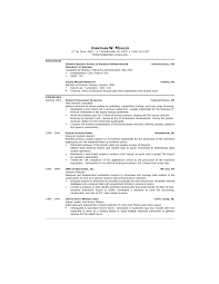 Sample Of A Basic Resume by Easy Resume Sample Project Ideas Easy Resume Template 8 Basic