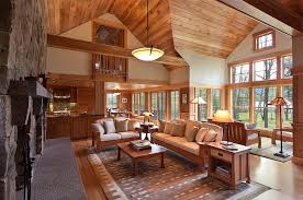 wood home interiors lake home interiors