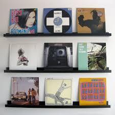 records as wall art living room ideas