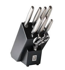icel platina 8 pieces knife blocks mimocook online store
