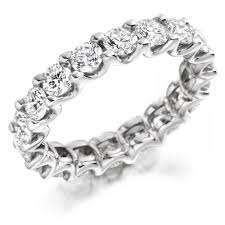 diamond eternity rings images The raphael collection platinum 3 00ct round brilliant cut diamond jpg