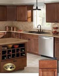 Best Contemporary Kitchens Diamond At Lowes Images On - Cognac kitchen cabinets