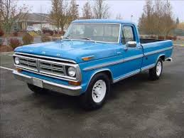 1972 ford f250 cer special 1972 ford f250 lots of including motor w 50k 4 950