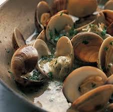 cuisiner des palourdes fricassée de palourdes recettes cuisine française