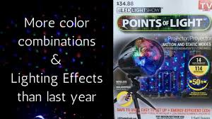 points of light review points of light review 2017 youtube