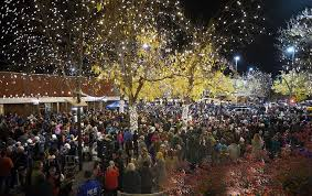 brewery lights fort collins downtown holiday lights old town sq credit richard haro 6 visit