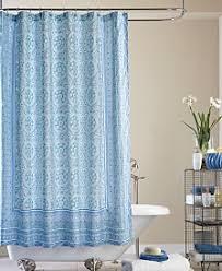Orange And Blue Shower Curtain Shower Curtains Macy U0027s