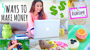 How To Decorate A House With No Money by 5 Ways To Make Money This Summer On The Internet Youtube